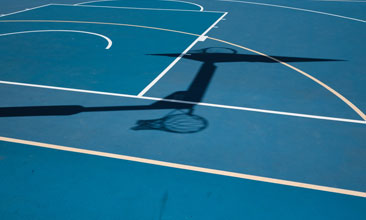 basketball court installers